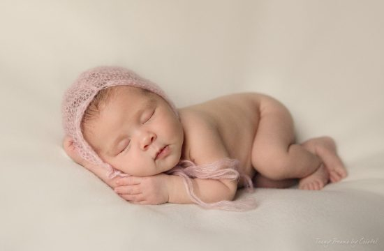 raleigh newborn photographer | a newly formed family