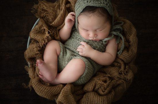 raleigh newborn photographer – baby benjamin