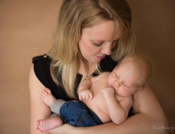 raleigh newborn photographer - James3