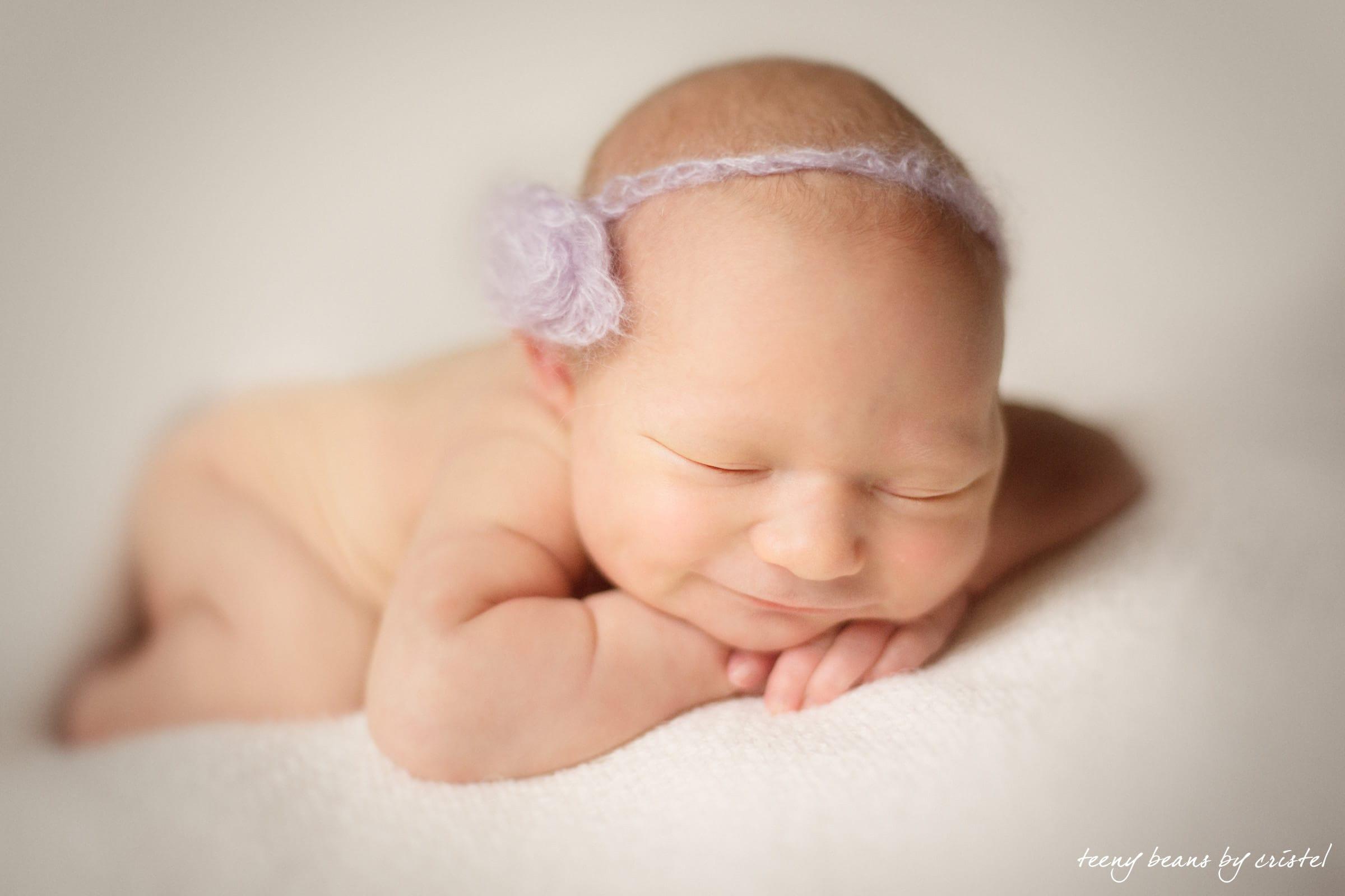 raleigh newborn photographer – baby charlotte