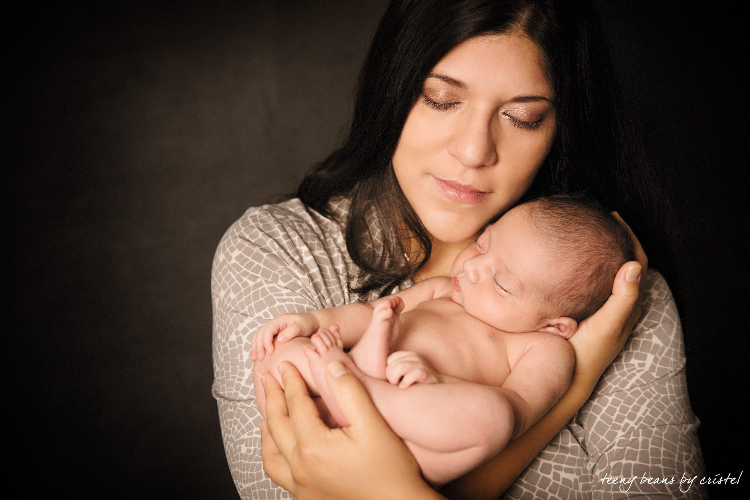 BiancaLowRes-1 raleigh newborn photographers - baby bianca