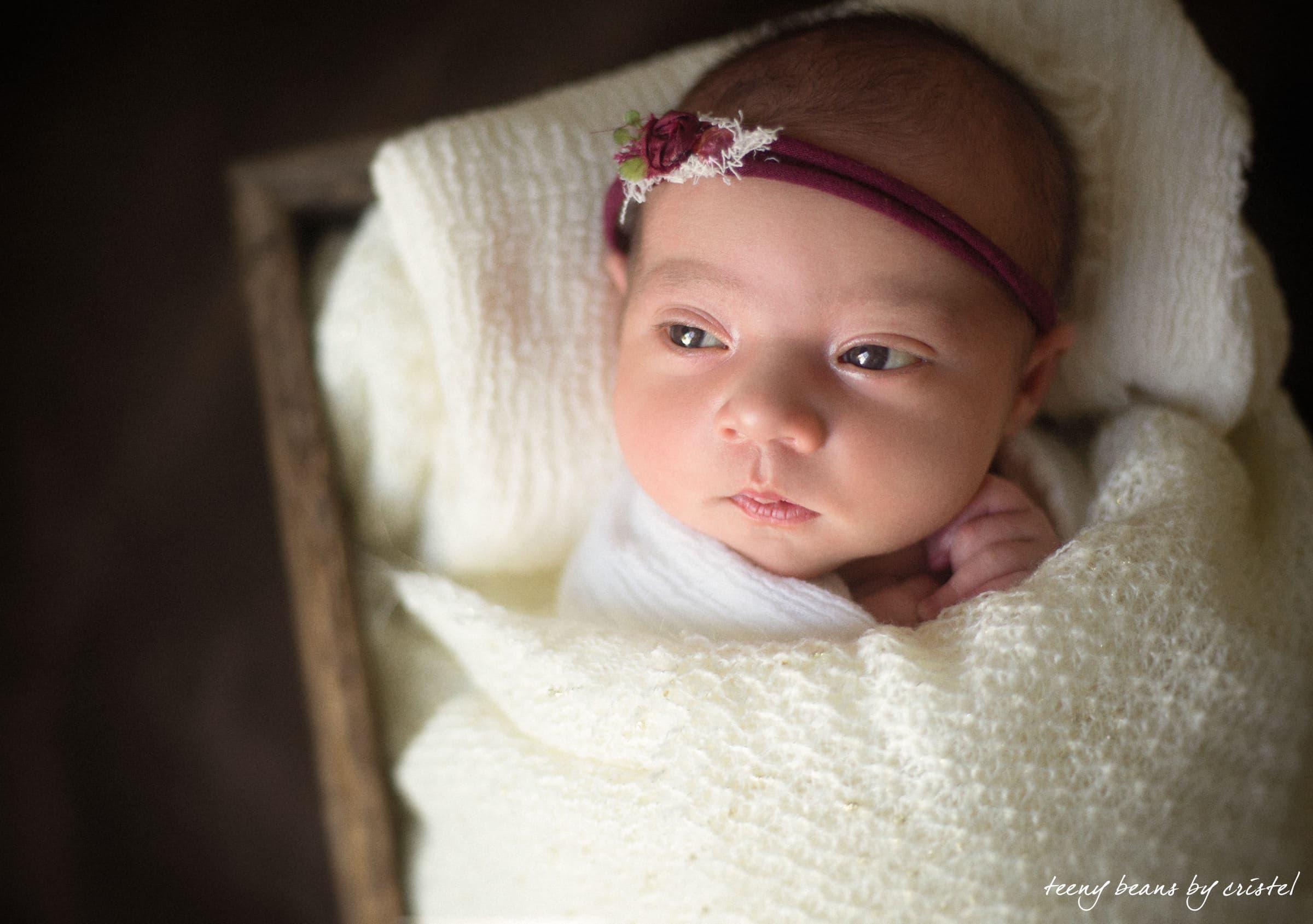 BiancaLowRes-23 raleigh newborn photographers - baby bianca