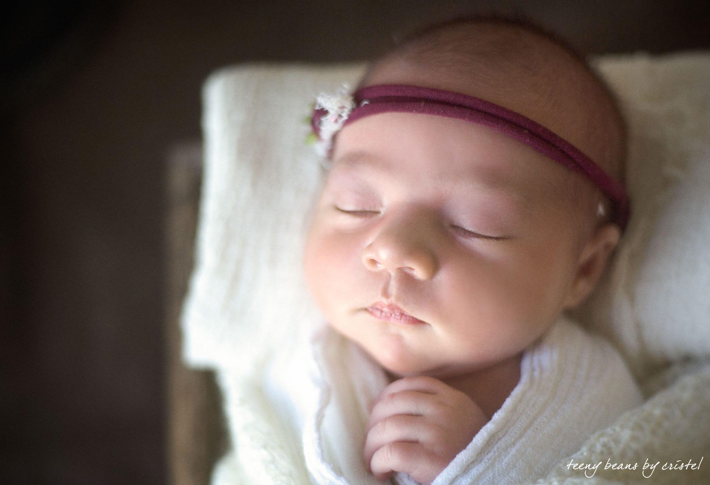 BiancaLowRes-25 raleigh newborn photographers - baby bianca