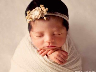 raleigh newborn photographer - baby lucy 7