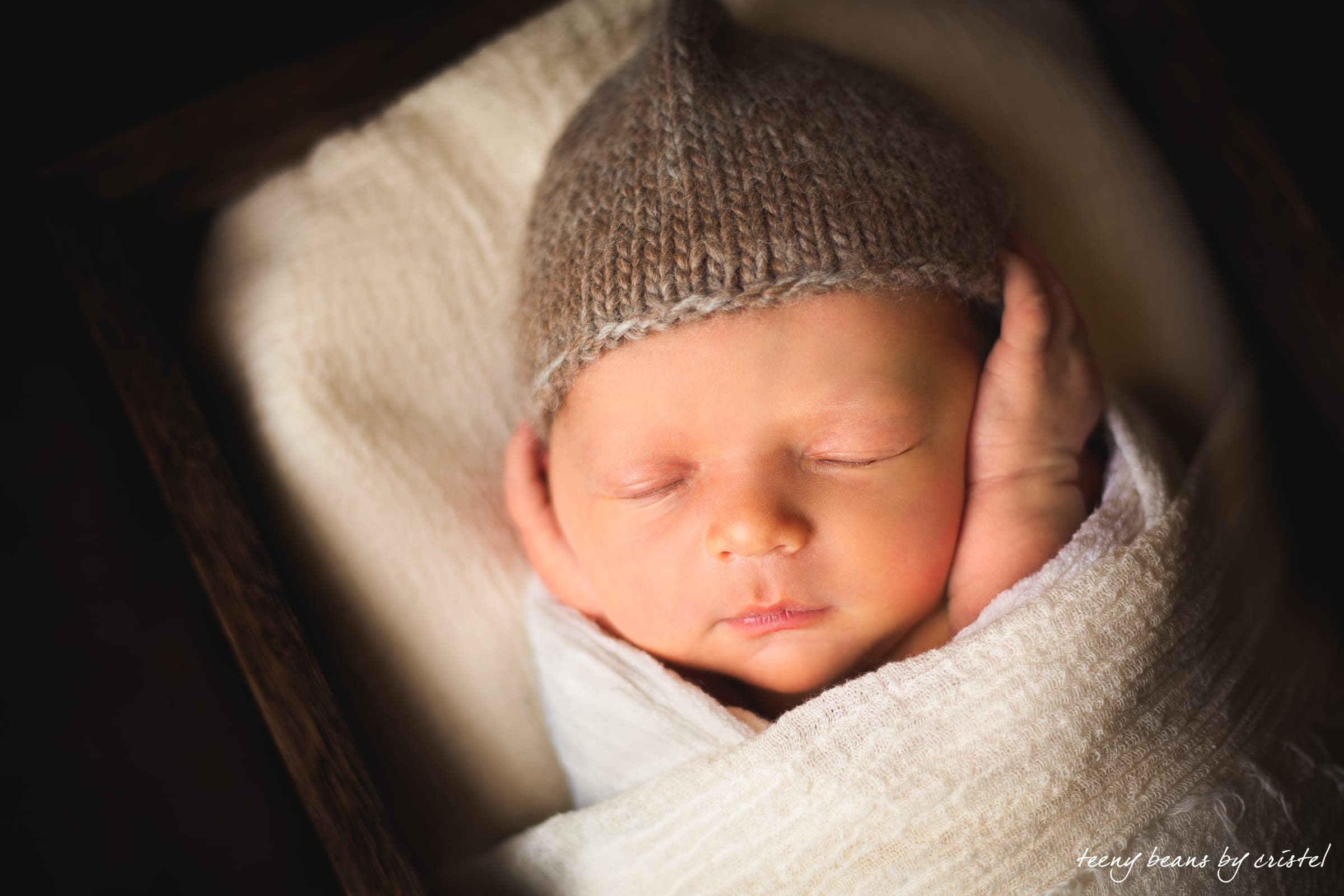 raleigh newborn photographer – baby arlis
