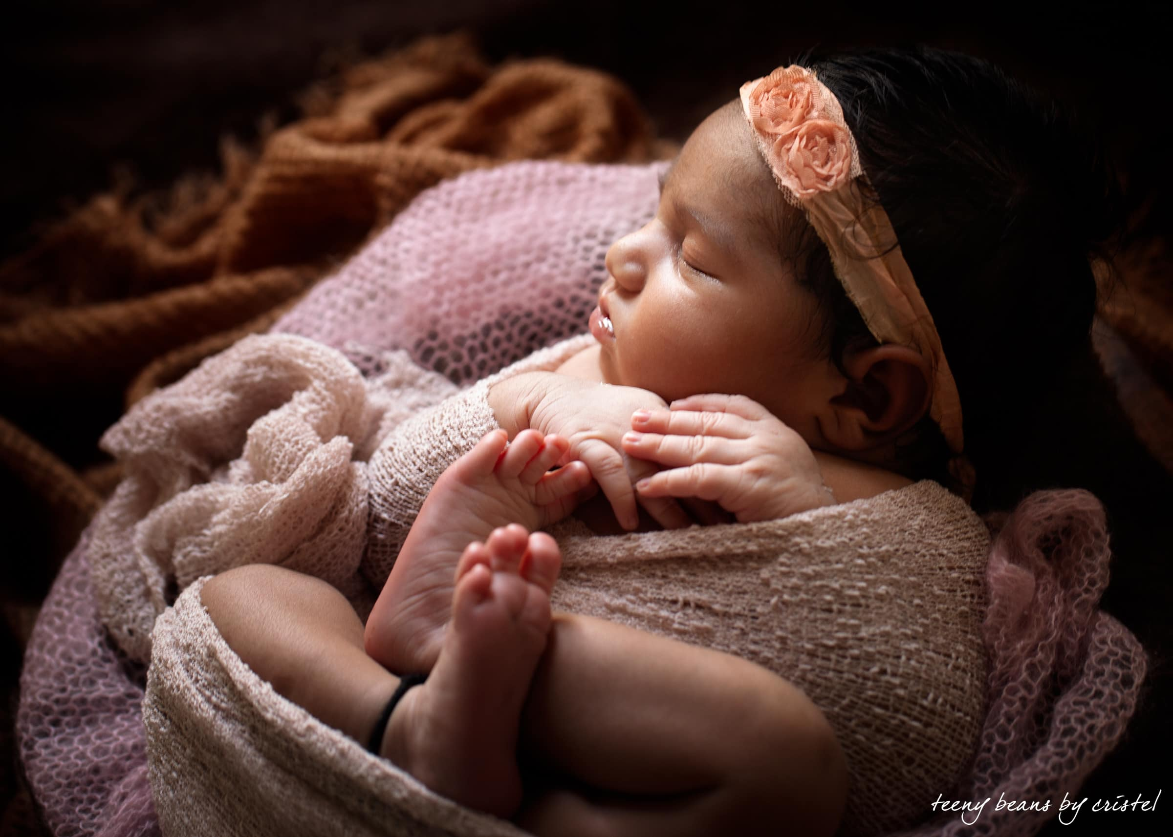 AarnaBabyJpeg-3 raleigh newborn photographer - baby aarna