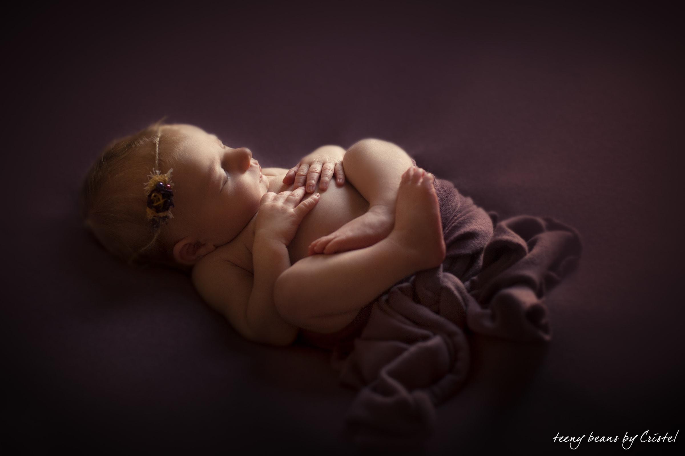 AudreyLowRes-11 raleigh newborn photographer - baby audrey
