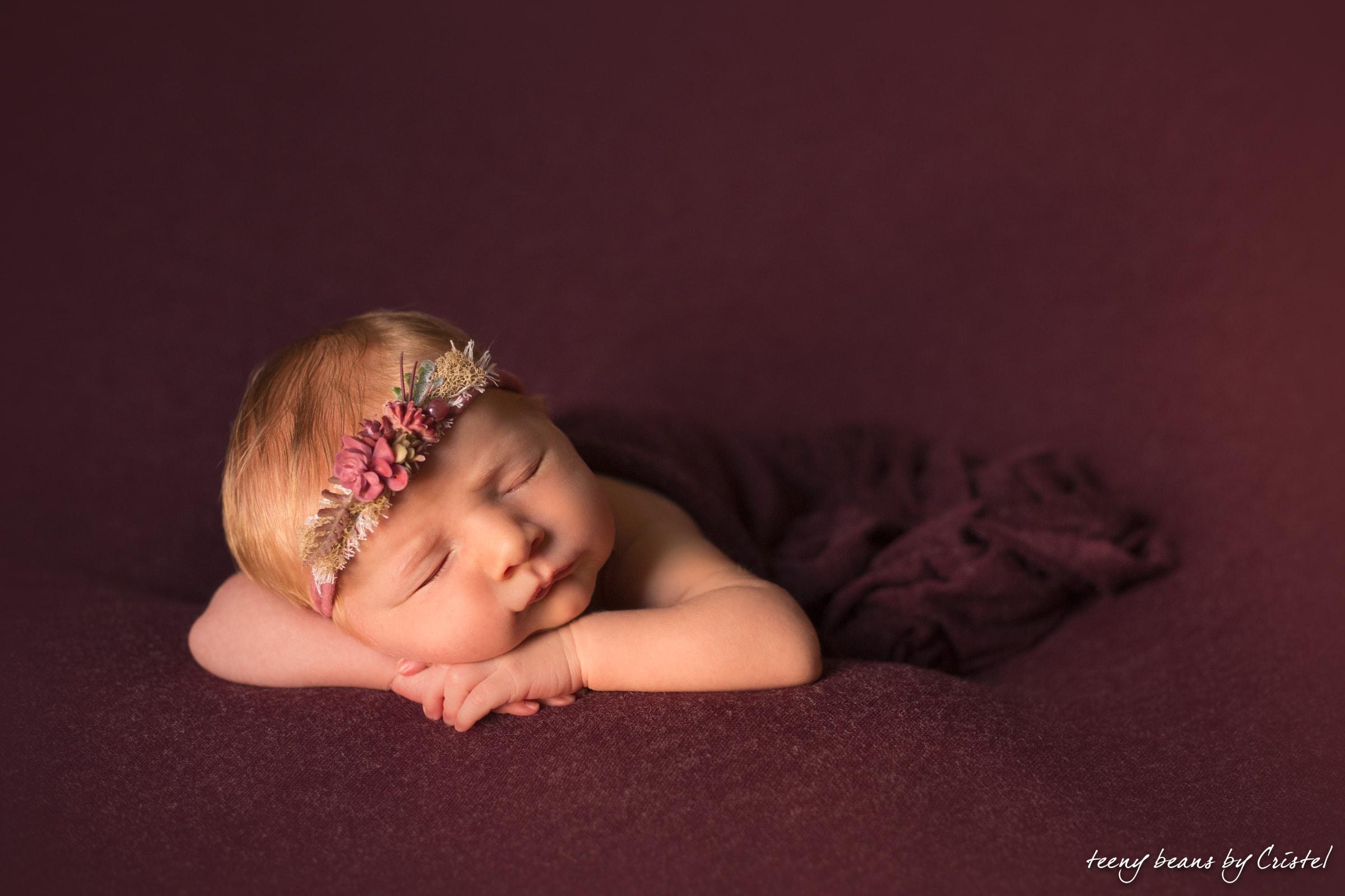 AudreyLowRes-37 raleigh newborn photographer - baby audrey