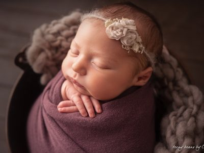 raleigh newborn photography - baby isabella 14