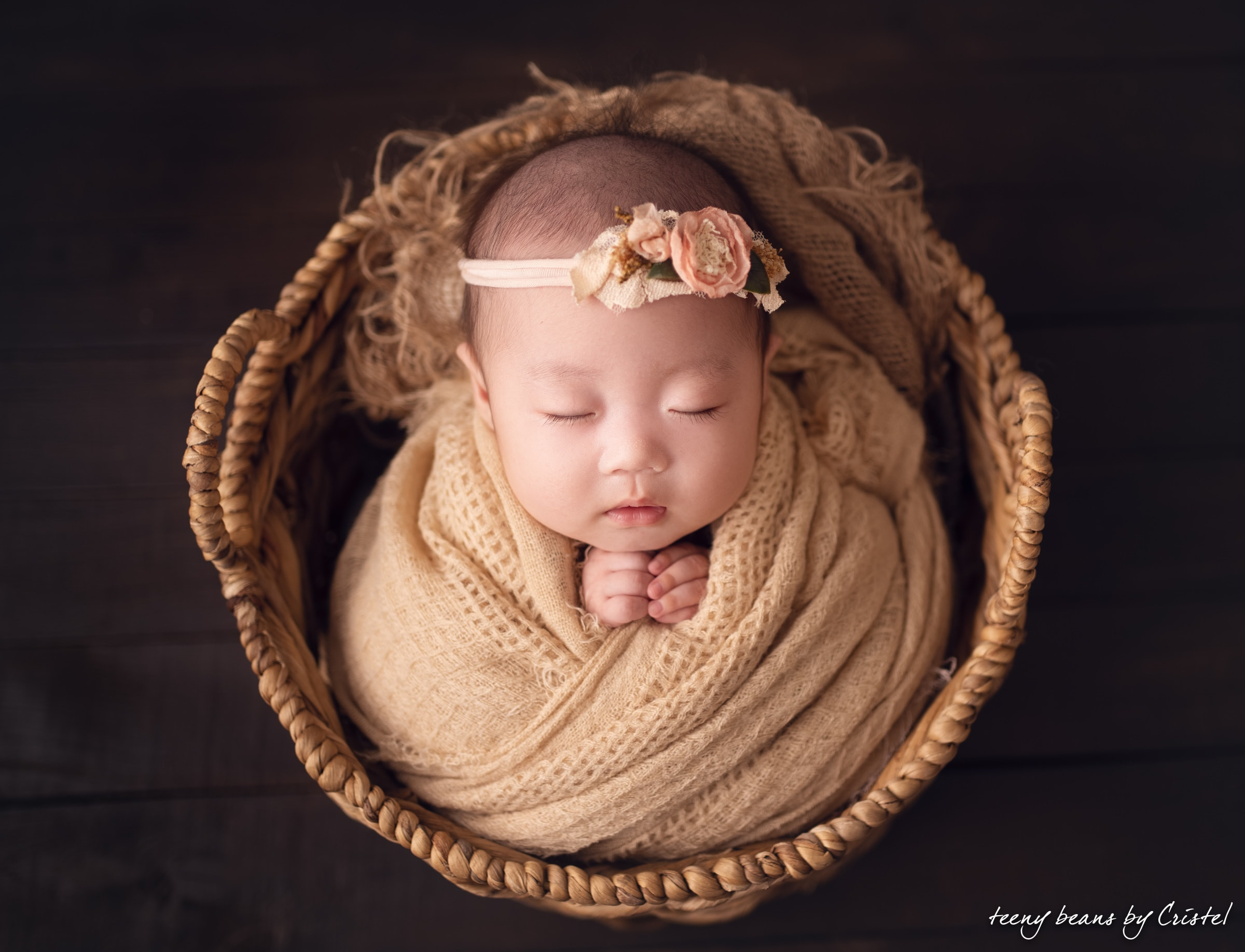 raleigh baby photographer – baby charlotte