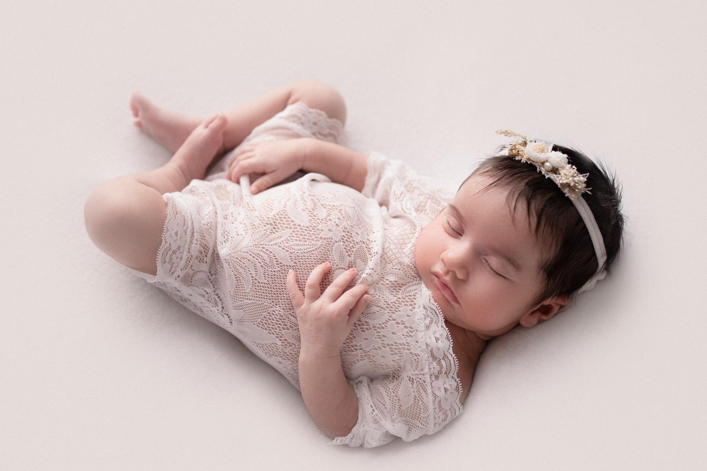 Carol-15 baby carol - raleigh newborn photographer