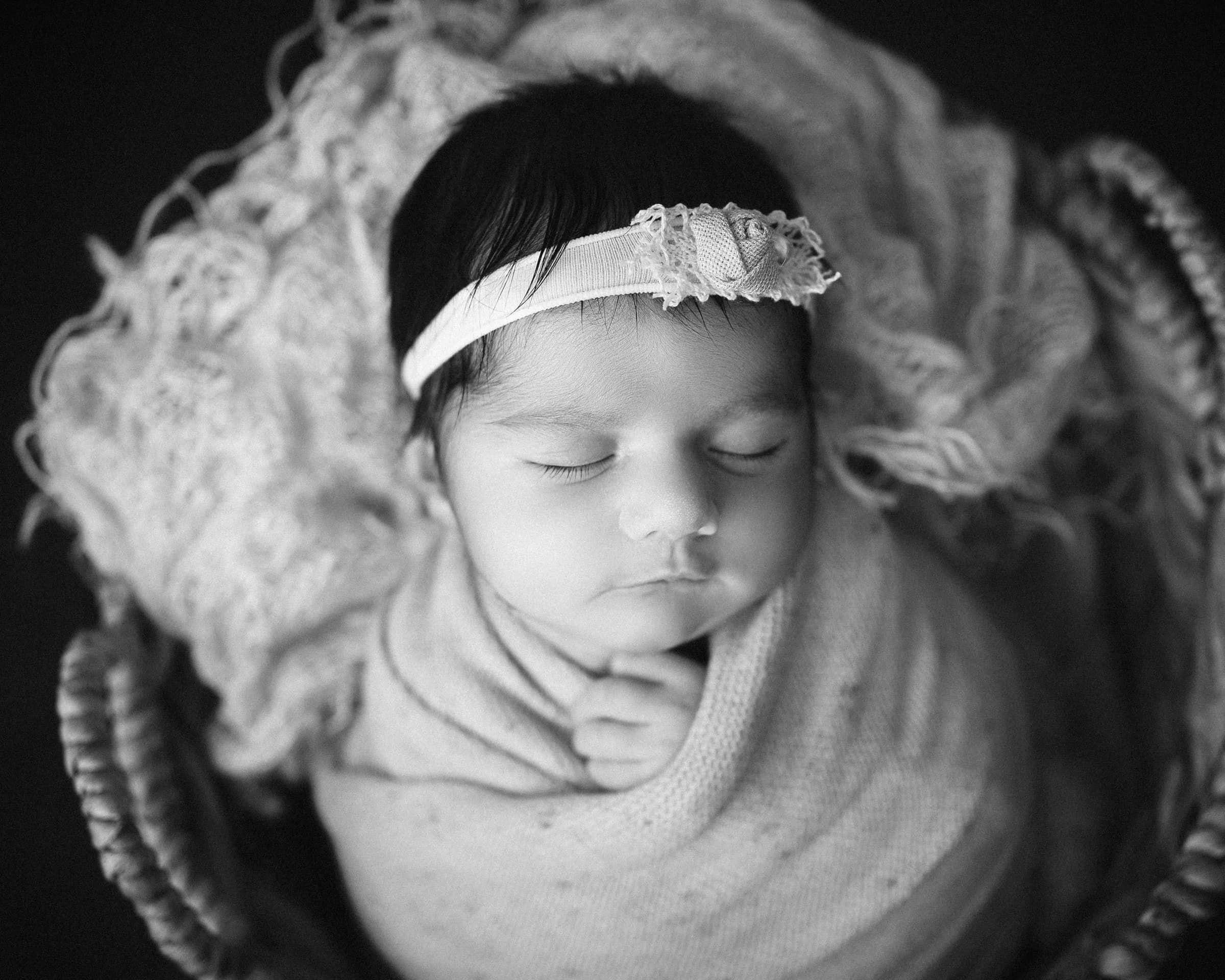 Carol-2 baby carol - raleigh newborn photographer