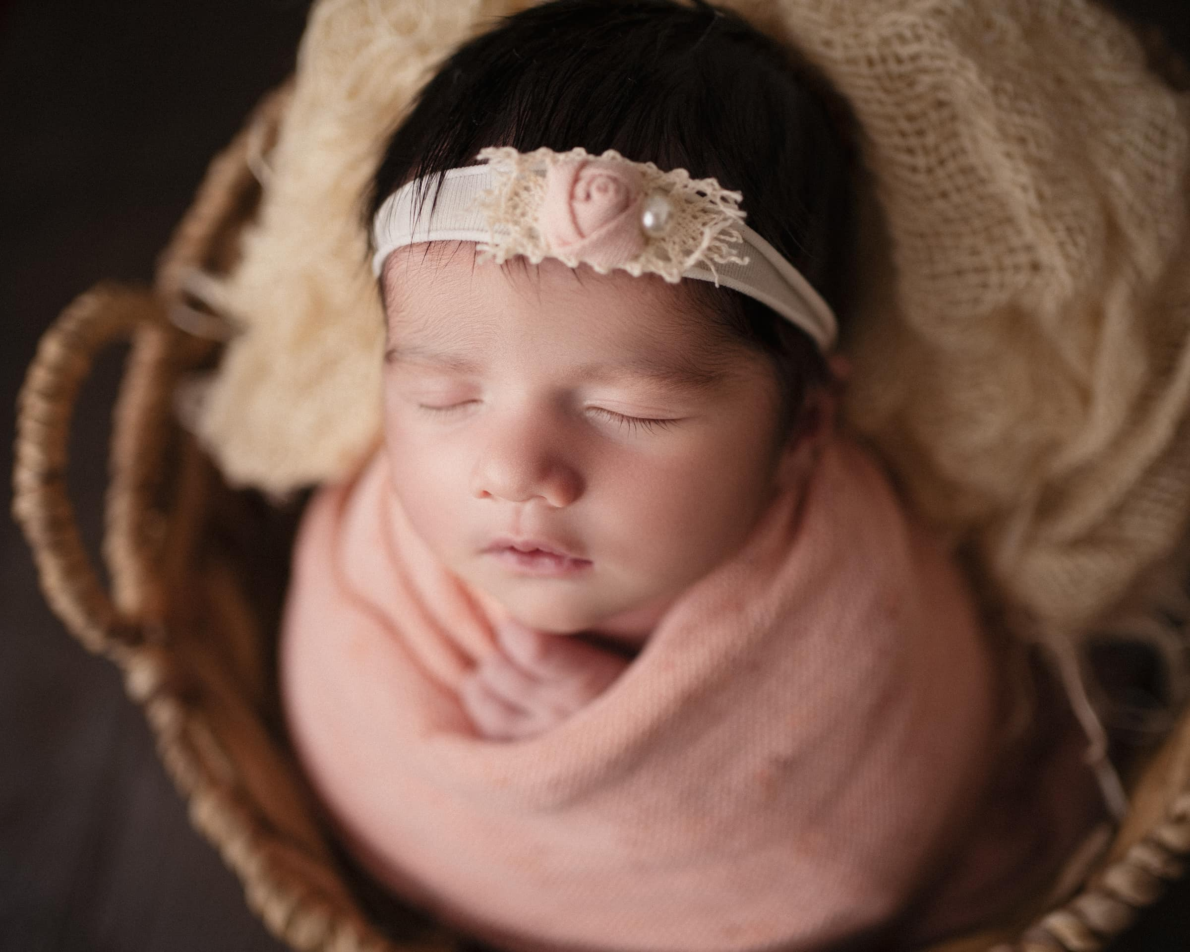 Carol-3-1 baby carol - raleigh newborn photographer