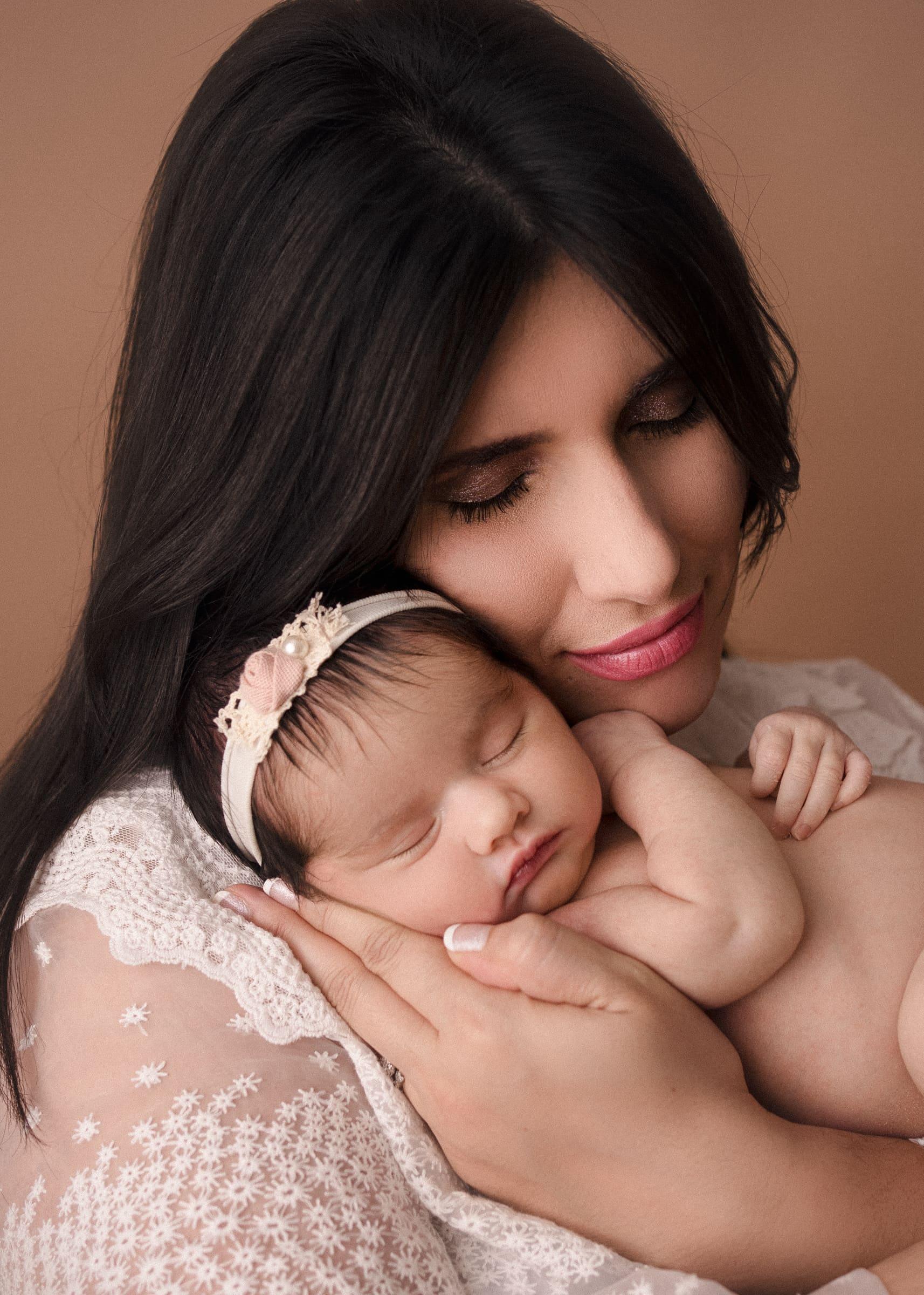 Carol-6 baby carol - raleigh newborn photographer