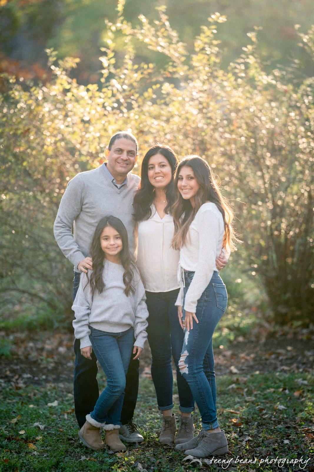 chapel hill family photographer – jackie, cesar & co.