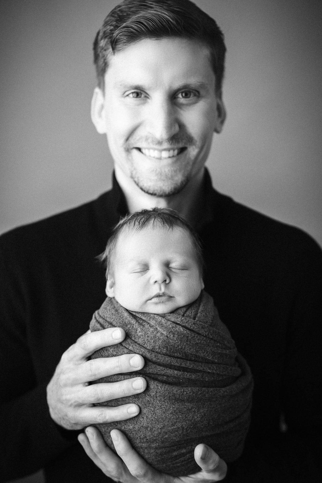 raleigh newborn photographer – baby barrett