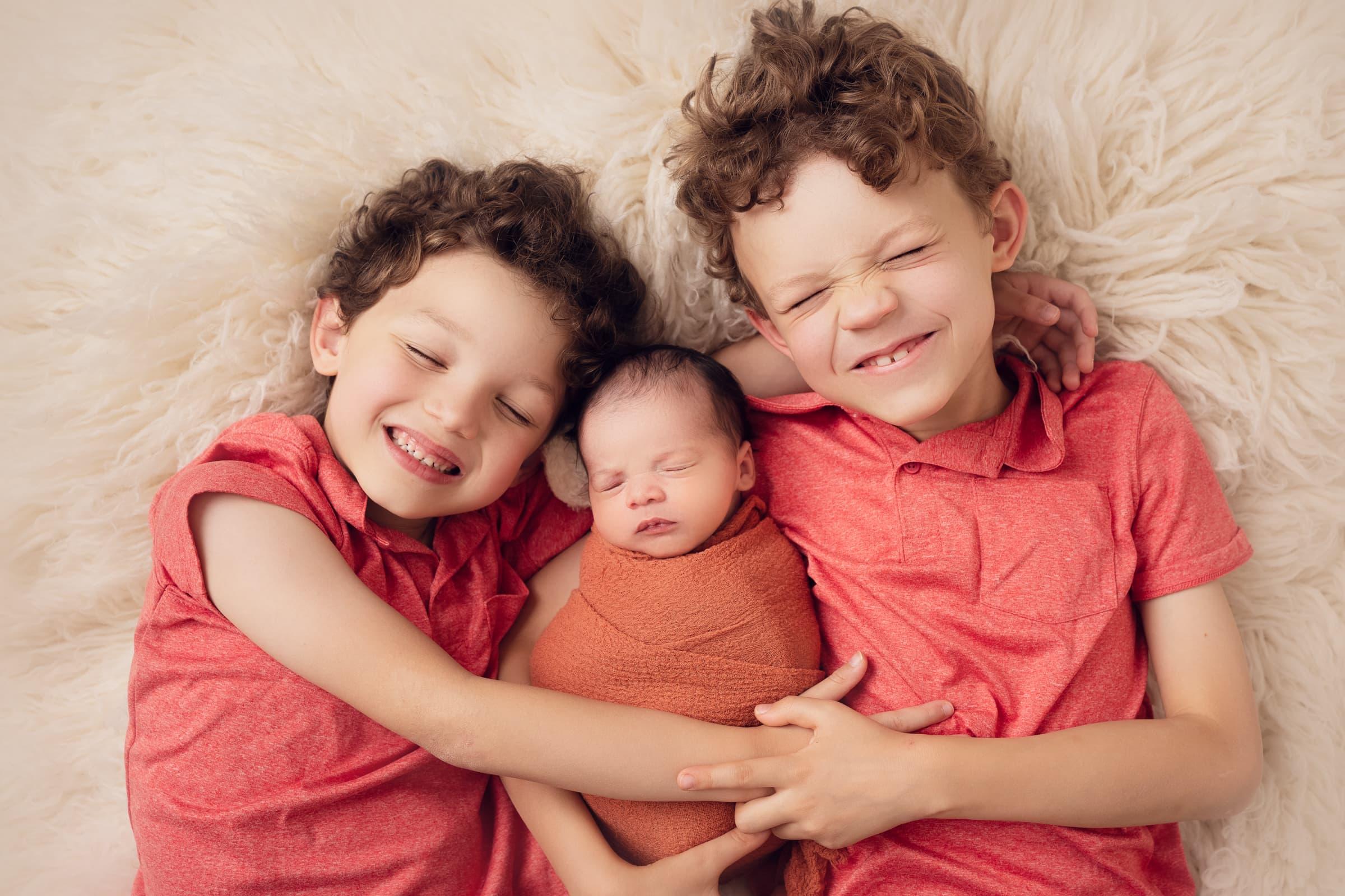raleigh newborn photographer - baby kian 7
