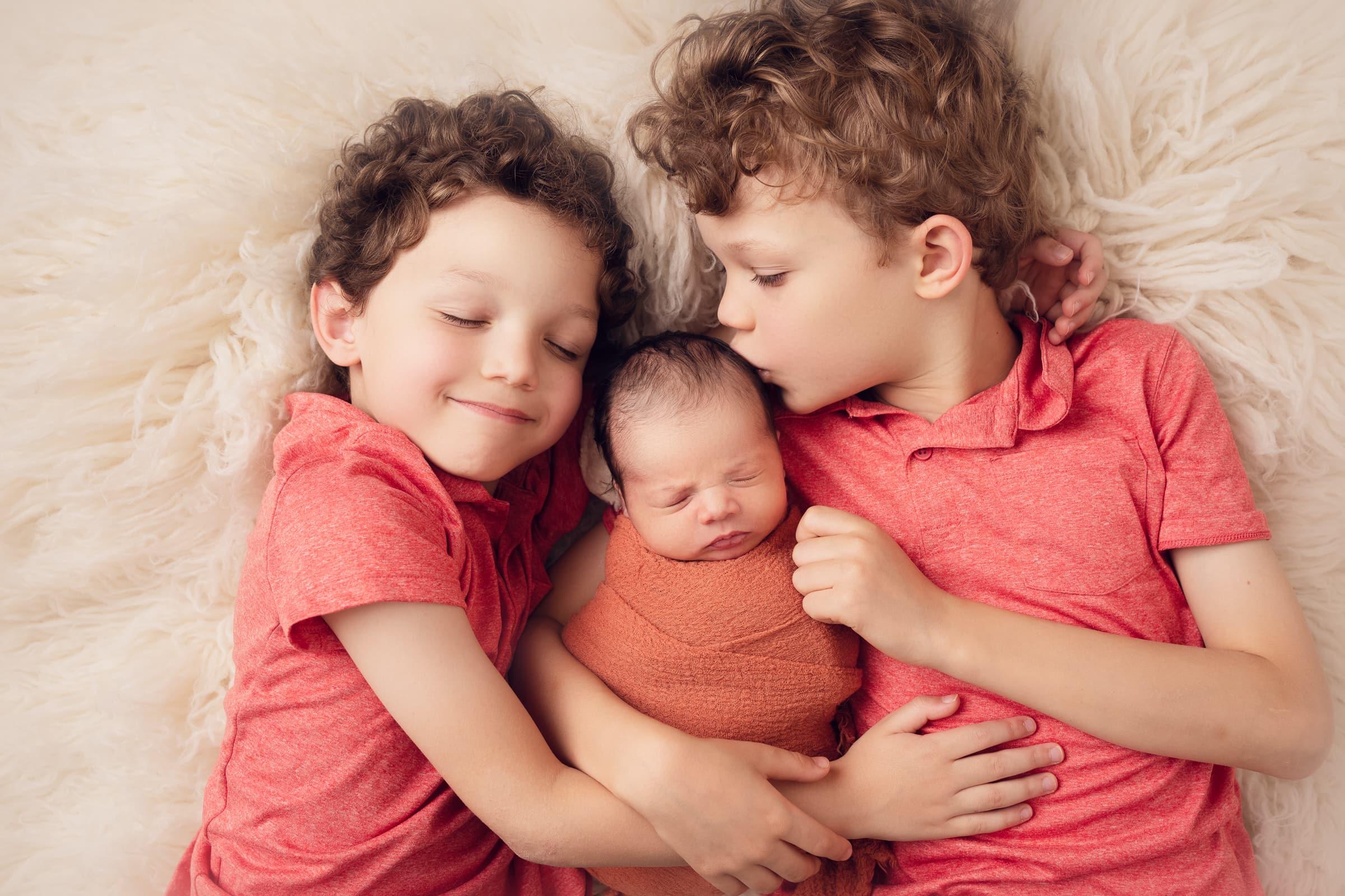 raleigh newborn photographer - baby kian 6