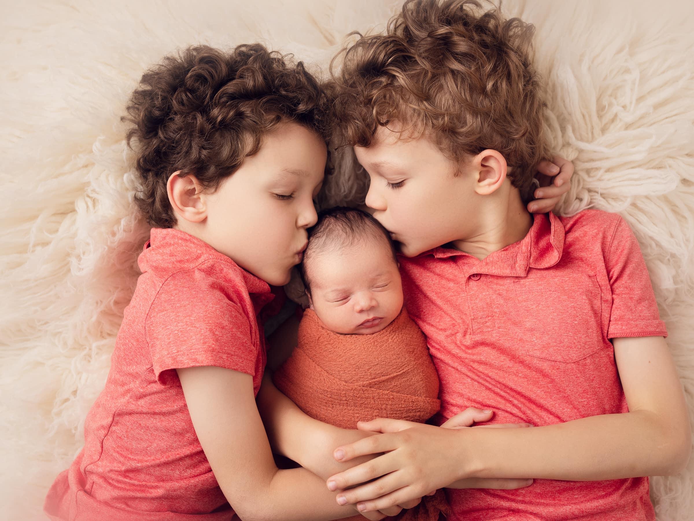 raleigh newborn photographer - baby kian 5