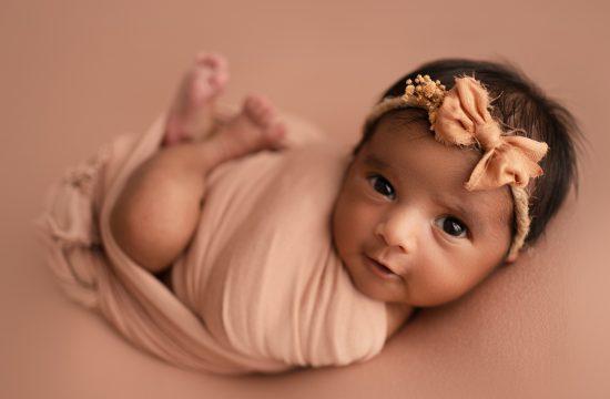 Raleigh Newborn Photographer - Meera 2