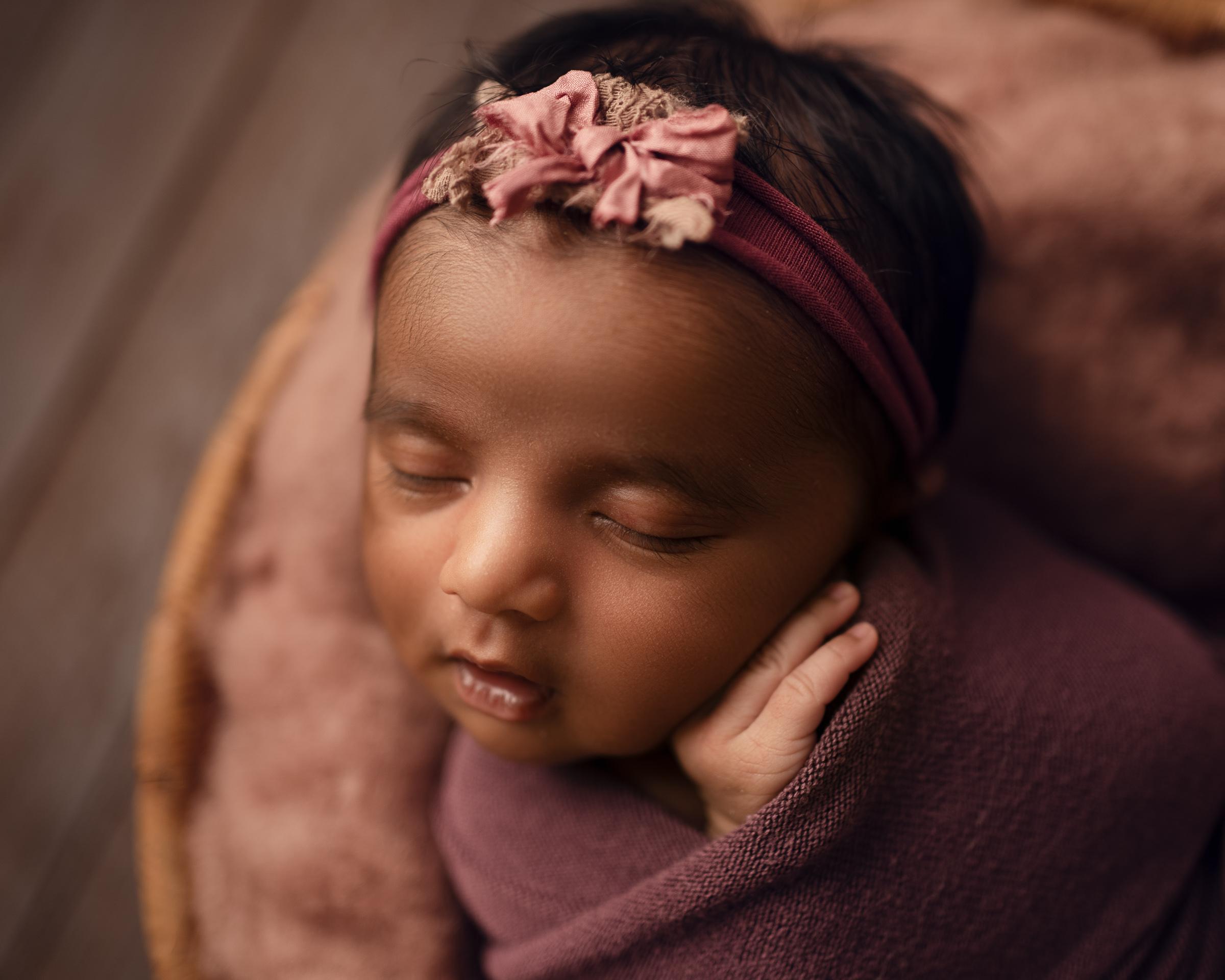 Meera Newborn 21