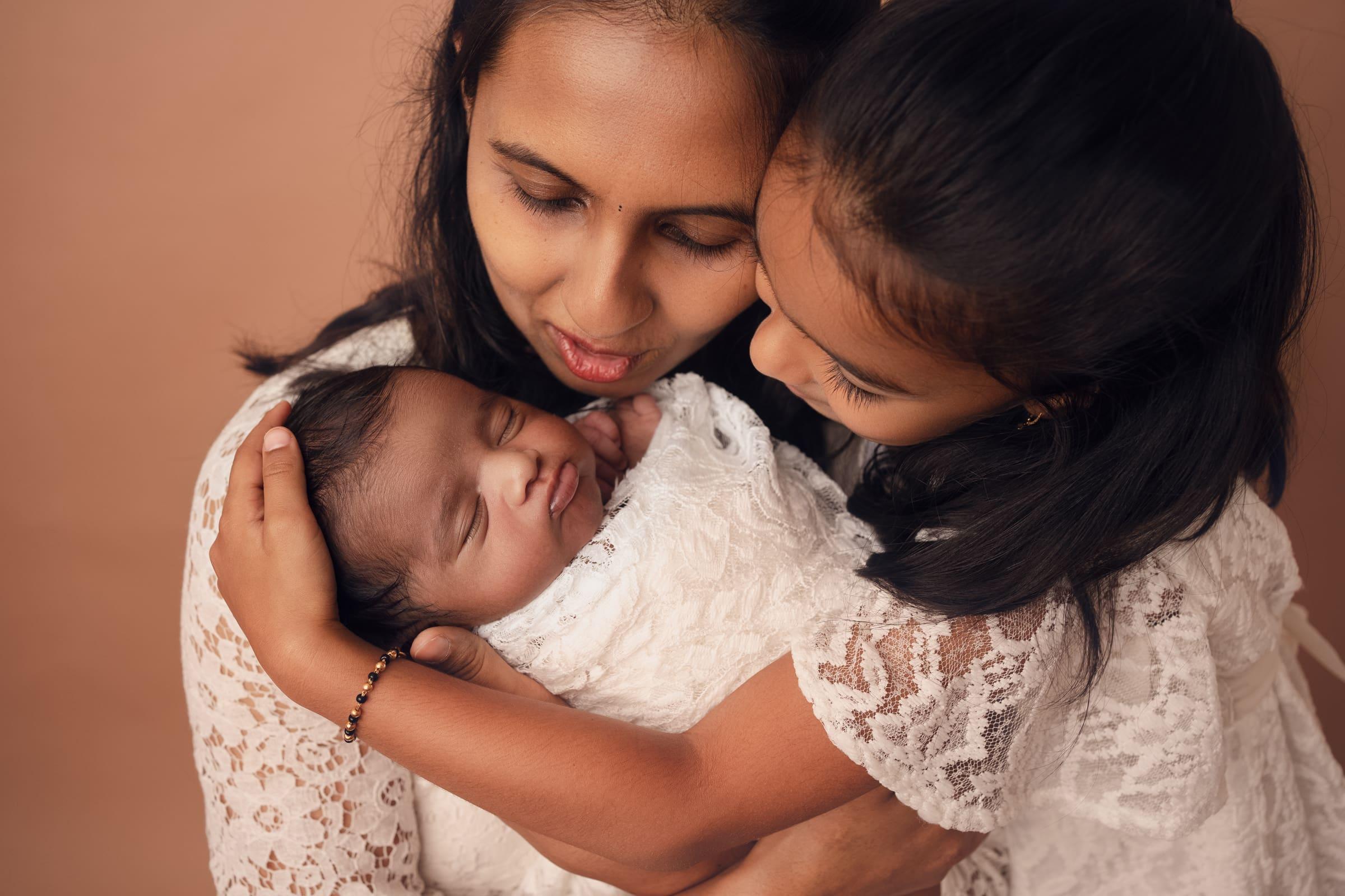 Raleigh Newborn Photographer - Meera 4