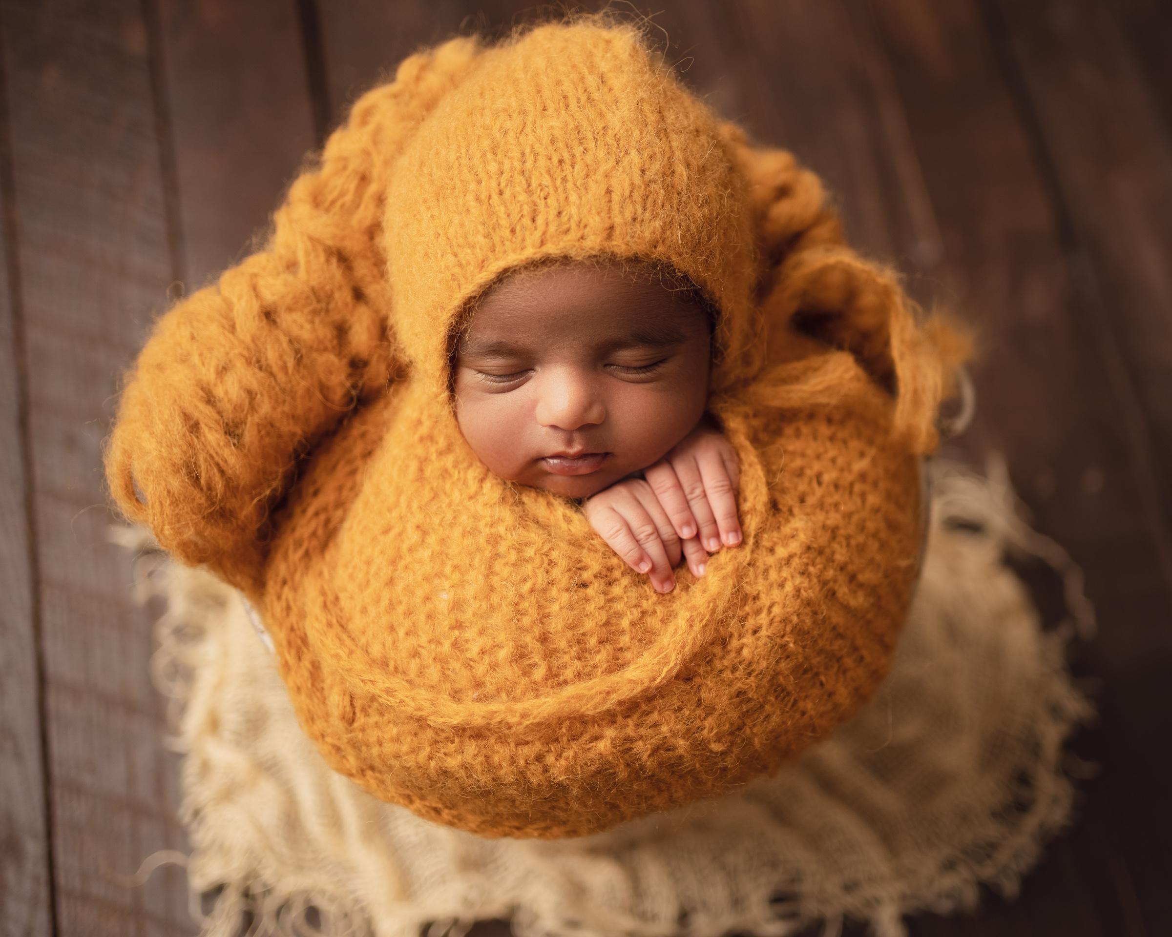 Meera Newborn 9