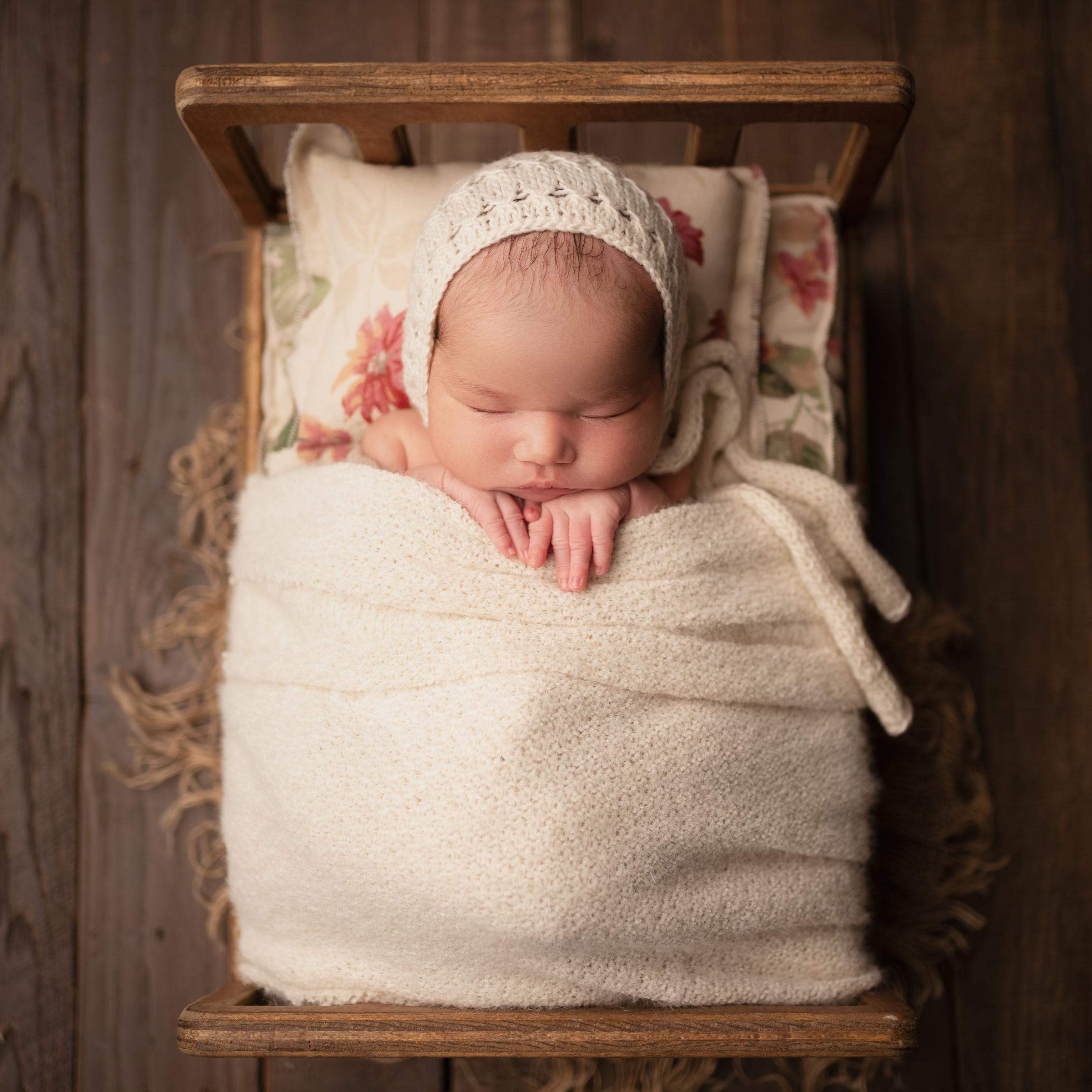 raleigh newborn photographer - baby helena 9