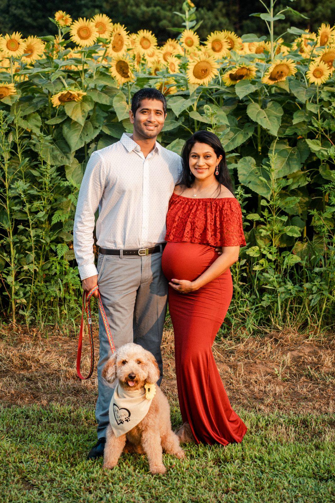 Raleigh Maternity Photographer Neha 1