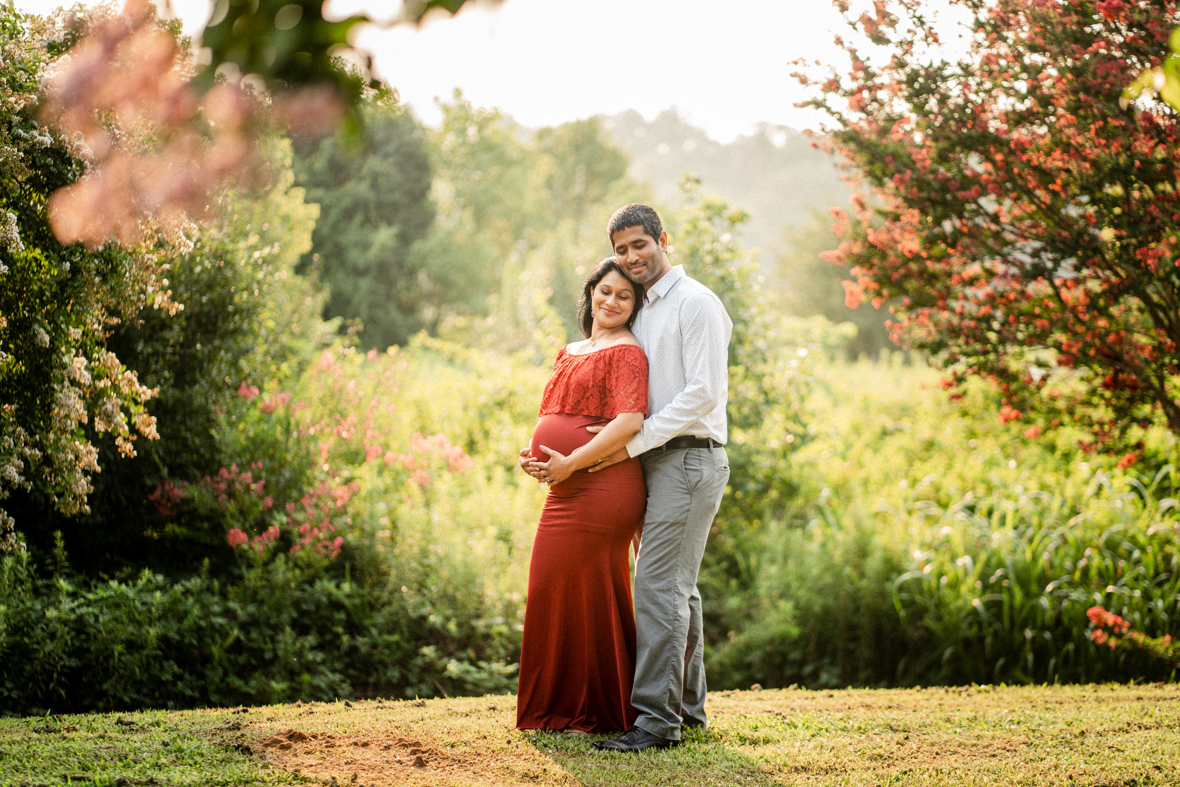 Raleigh Maternity Photographer Neha 13
