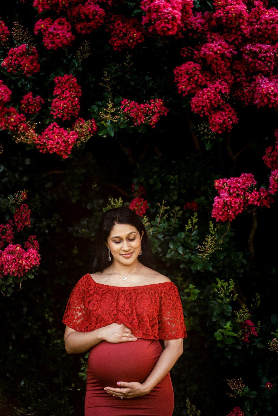 Raleigh Maternity Photographer Neha 14