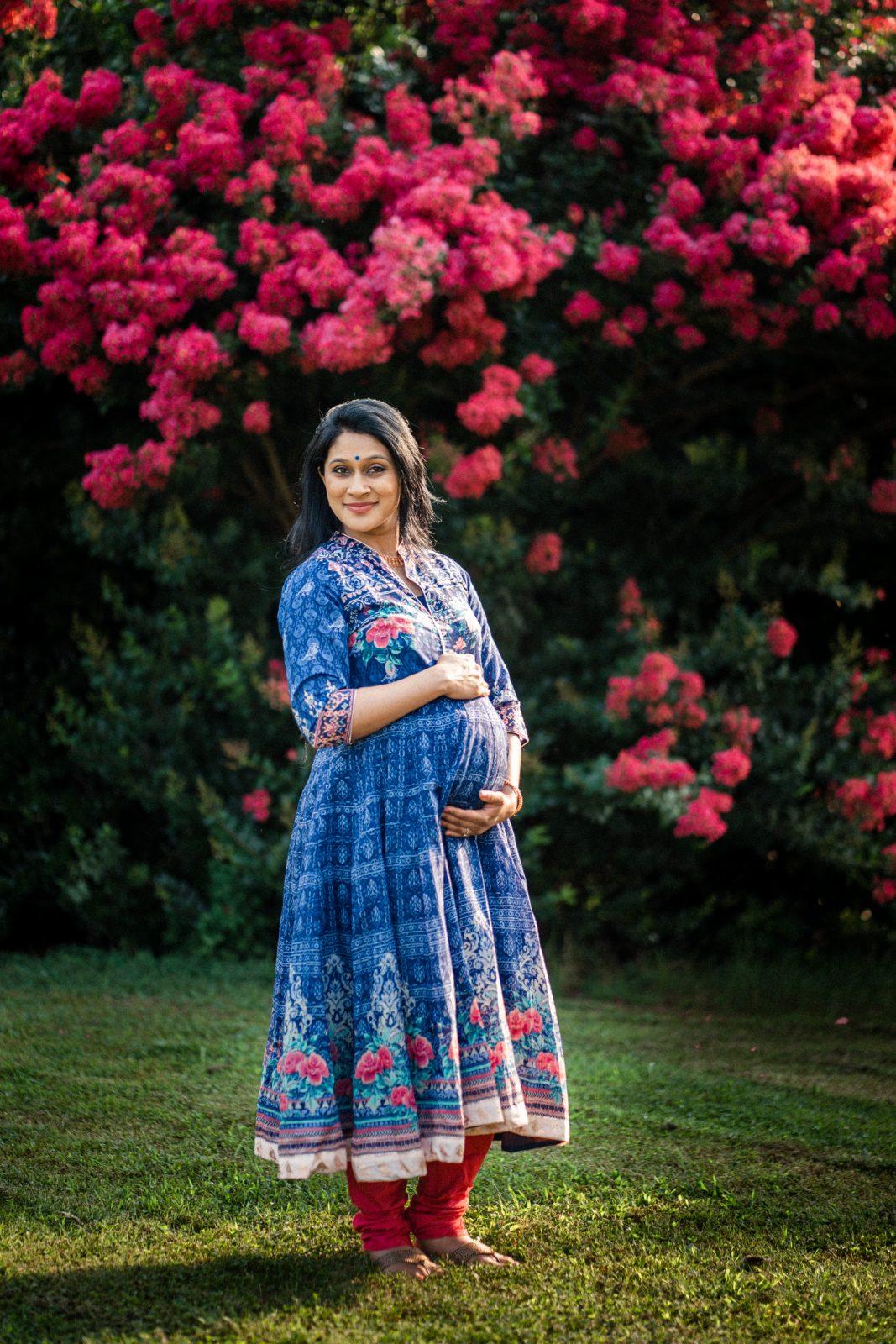 Raleigh Maternity Photographer Neha 17