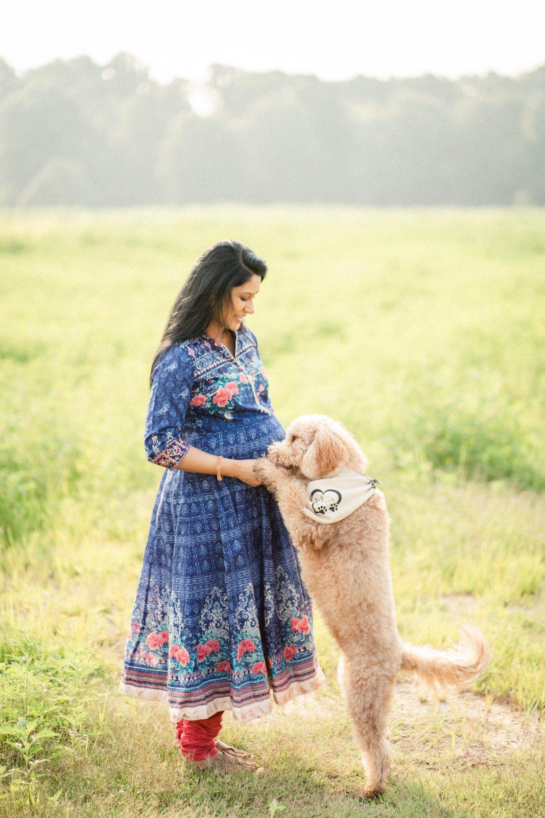 Raleigh Maternity Photographer Neha 21
